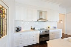 Elegant Shaftesbury Kitchens Brisbane Frosty Carrina Caesarstone, Building Ideas,  Building A House, Herringbone Backsplash