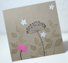 Stampin' UP! - Summer Silhouettes