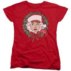 Lucy - Wreath Women's T-Shirt