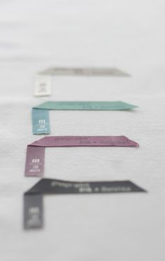 Inner labels, hang tags and graphics ::                                                                                                                                                                                 More