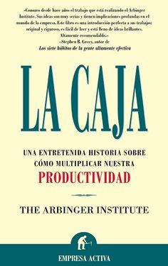 La caja // The Arbinger Institute EMPRESA ACTIVA (Ediciones Urano) http://empresaactiva.com/modx/index.php?id=1236