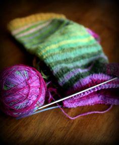 motleycraft-o-rama #knitting