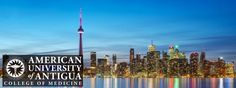 Hey, Toronto!    Are you looking for a med school that will empower you to become a successful physician?    Register now for American University of Antigua College of Medicine's Information Seminar at The Renaissance Toronto Downtown Hotel!     Learn about the hands-on and problem-based curriculum at AUA, admission requirements, and graduate success.     Listen to a panel that will include current clinical students, AUA alumni, and AUA admissions staff that will discuss AUA's medical…