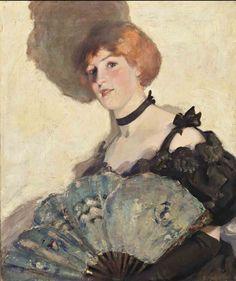 Lamplight Bessie MacNicol Hunterian Art Gallery, University of Glasgow Glasgow Girls, Glasgow School Of Art, Paul Klee, Victorian Art, Art Uk, Cool Paintings, Love Art, Female Art, Art Girl