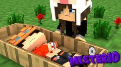 Minecraft: O MISTÉRIO #07 - MEU AMIGO FOI MORTO?