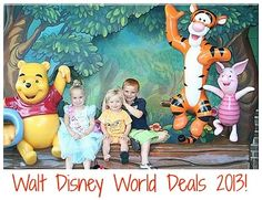 Its ALL Good in Mommyhood: Disney Deals 2013!