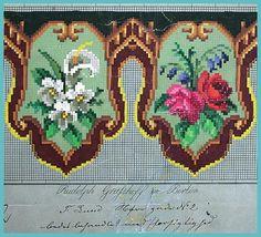 Старинная вышивка крестом и счетные схемы. Часть 2 - Ярмарка Мастеров - ручная работа, handmade