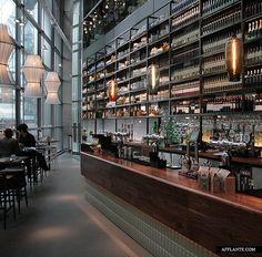 The Drift Bar & Restaurant // Fusion Design and Architecture | Afflante.com