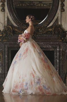 RK6409 | Romona Keveza Luxe Bridal Spring 2016