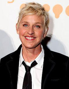 Ellen Degeneres -- Love this woman!