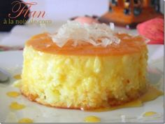 flan with coconut Coconut Flan, Coconut Desserts, Thermomix Desserts, Gourmet Desserts, Delicious Desserts, Dessert Recipes, Smoothie Ingredients, Smoothie Recipes, Flan Coco Caramel