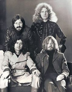 "zeppelinmcsleuthington: ""Led Zeppelin """