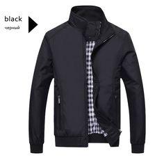 New 2016 Men's Fashion Casual Loose Men's Bomber Jacket – Xamns