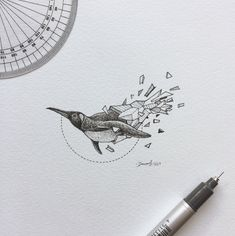 Geometric Beasts | Pinguin