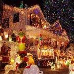 #Christmas #decor #ideas #house