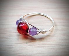 Hey, I found this really awesome Etsy listing at https://www.etsy.com/uk/listing/273994240/dragon-vein-agate-ring-silver-wire-ring