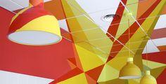 STAR  #anamorph #opticalillusion #3dgraffiti #contemporaryart #geometry #abstract #streetart #truly #wearetruly #trulyurbanartist #trulydesign