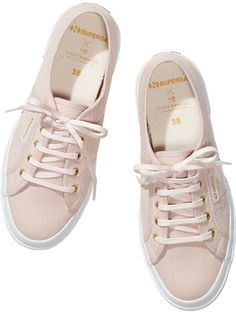 Superga x Maison Canvas Sneakers