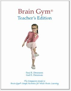 Brain Gym: Teacher's