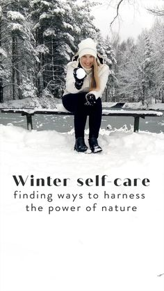 Nature is a form of therapy and healing on its own. But when I am busy and skip my outdoor walk or my spa session for longer, it is easy to forget about the power it holds. Without the winter self-care practices, it would feel to me like wintering on scattered places comforting my body here and there to unfreeze. Our bodies need sunlight and its warmth to get relaxed. It is the rawest energy given to us that excites me to look for those winter-specific natural ways to nourish my body. Evening Routine, In Season Produce, Winter Scenery, Highly Sensitive, Infused Water, Cold Day, Our Body, Self Care, Sunlight