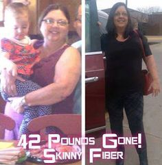 Move it and lose it.: SKINNY FIBER