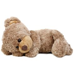 teddy bear ❤ liked on Polyvore featuring fillers, animals, toys, accessories, stuffed animals and backgrounds