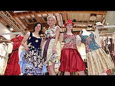 Astrid Söll Dirndl Couture @ Tracht & Country Frühjahr 2016 in Salzburg