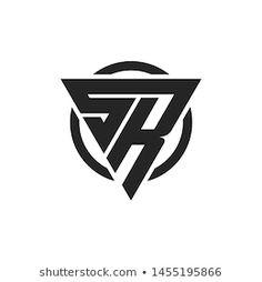 Similar Images, Stock Photos & Vectors of SR RS Triangle Logo Circle Monogram Vector Design Super Hero Concept - 1455195866 Circle Logo Design, Game Logo Design, Minimal Logo Design, Circle Logos, Monogram Design, Monogram Logo, Brand Identity Design, Circle Monogram, Branding Design