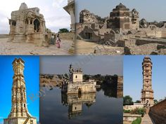#Udaipur - Chittorgarh ( by road ): Visit the impressive seventh century #ChittorgarhFort. On thanks to the fort you'll see 2 #Chhatris or memorials of Jaimal and Kalla marking the spots wherever they fell whereas defensive the fort throughout the blockade of 1568. different attractions within the fort embody #VijayStambh #(Tower of Victory) and also the #KirtiStambh #(Tower of Fame). The ruins of #RanaKumbha'sPalace, #Padmini'sPalace, #KalikaMataTemple, Government deposit.