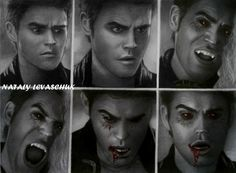 Stefan Salvatore...Ripper by NLevaschuk.deviantart.com on @deviantART