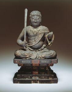 # Japan  Fudo Myo-o, 12th/14th century