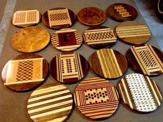 Fascinating Yosegi – A Japanese Art Of Working With Wood's Natural Grain And Colors - Bored Art