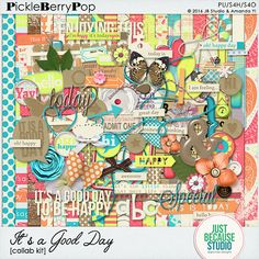 It's a Good Day Collab By JB Studio & Amanda YI