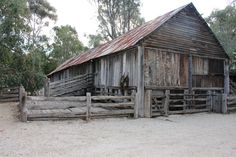 Shearing Shed..Vic,Aust. Derelict Buildings, Timber Buildings, Old Buildings, Country Barns, Old Barns, Brooke Williams, Barns Sheds, Farm Art, Old Farm Houses
