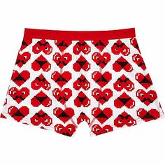 Perfect Valentines gifts for him - available at River Island. River Island Fashion, Valentines Day Gifts For Him, Novelty Print, Boy Or Girl, Fashion Outfits, Boxers, Gift Guide, Underwear, Xmas