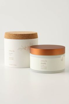 Amala Body Butter is heavenly! Take one home after a spa treatment.