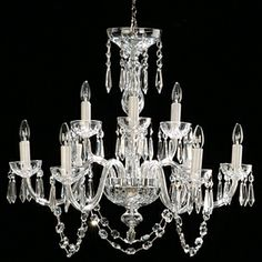 54 best waterford lighting wwrd images on pinterest house and amazing chandeliers from irish company waterford crystal aloadofball Gallery