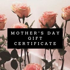Gift Certificate at La Bella: Unsure of exactly what to get your Mom? Let her decide for herself! La Bella is a full service salon and spa guaranteed to take care of all of your mother's needs. Gift her a gift certificate to our salon & spa for her special day, she will love it!