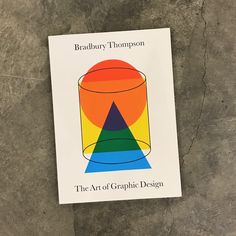 The Art of Graphic Design: Anniversary Edition (Paperback) Graphic Design Books, Book Design, New Haven Yale, Yale School Of Art, 30th Anniversary, Book Making, Spreads, Students, Author