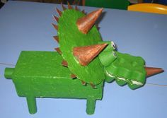 using junk modelling for dinosaurs activities - Google Search
