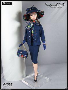 Tenue Outfit Accessoires Pour Barbie Silkstone Vintage Integrity Toys 1099 | eBay