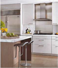 modern kitchen love cabinets counter etc