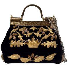 Dolce & Gabbana Limited Edition Bag   1stdibs.com