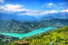 BOSNIA & HERZEGOVINA, JABLANICA LAKE