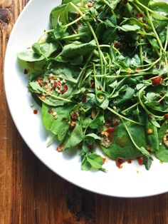 """If you don't already own a bottle of sesame oil and tamari please, please, please go buy them because they will make your life complete."" 