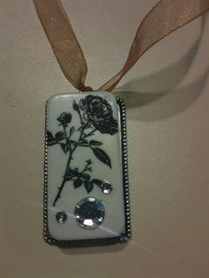 Domino Necklace #7 $10
