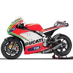 Minichamps Ducati Desmosedici GP12 -2012 #46
