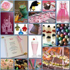 Disney Donna Kay: Disney Party Boards...Sleeping Beauty
