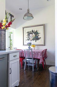 San Anselmo - Eclectic - Kitchen - San Francisco - Alex Amend Photography