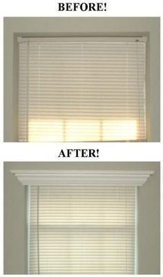 #6. Add molding and/or trim to your windows -- 27 Easy Remodeling Projects That Will Completely Transform Your Home   Listotic
